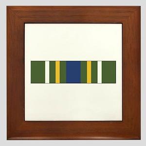 Korean Defense Framed Tile