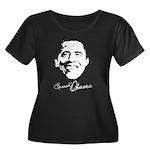 Barack Obama Inauguration Women's Plus Size Scoop