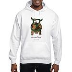 camooflage Hooded Sweatshirt