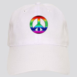 Peace Sign 2 Cap