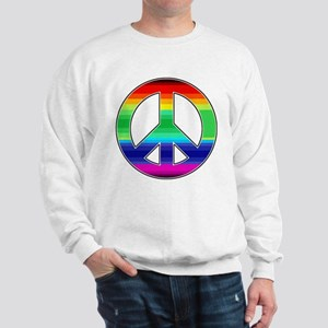 Peace Sign 2 Sweatshirt