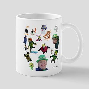 Gary_thoughts_1 Mugs