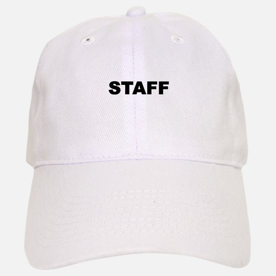 Staff Baseball Baseball Cap