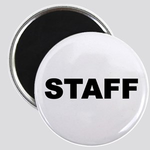 "Staff 2.25"" Magnet (10 pack)"