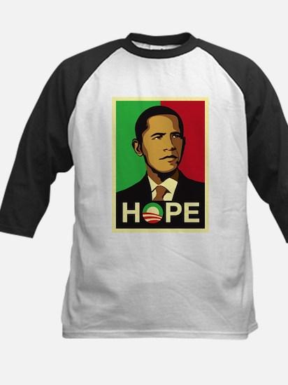 Obama for Hope Kids Baseball Jersey