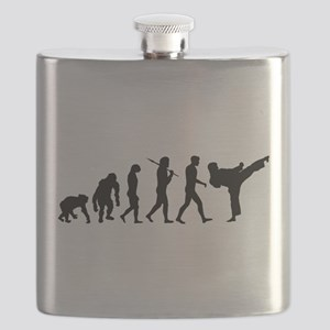 Martial Arts Evolution Flask