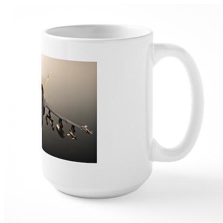 Hornet! F/A 18 Large Mug