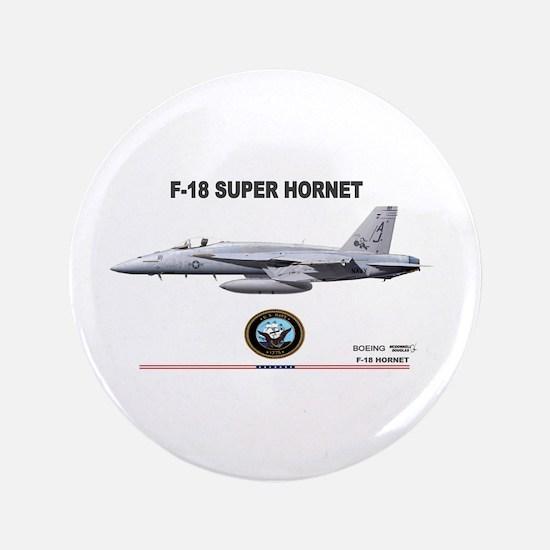 """F/A-18 Hornet 3.5"""" Button"""