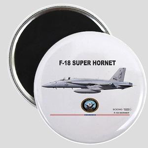 F/A-18 Hornet Magnet