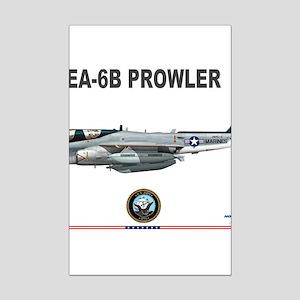Prowler! EA-6 Mini Poster Print