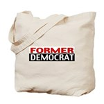 Former Democrat Tote Bag