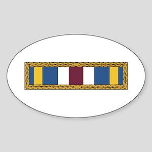 Meritorious Unit Oval Sticker
