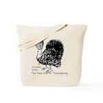 New Turkey Day Tote Bag