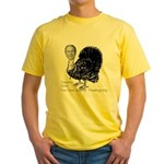 New Turkey Day Yellow T-Shirt