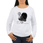 New Turkey Day Women's Long Sleeve T-Shirt