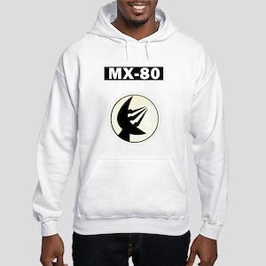 MX-80 Hooded Sweatshirt