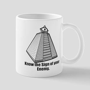 Know your Enemy Mug