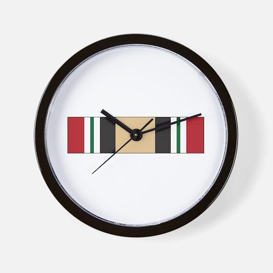 Iraq Campaign Wall Clock