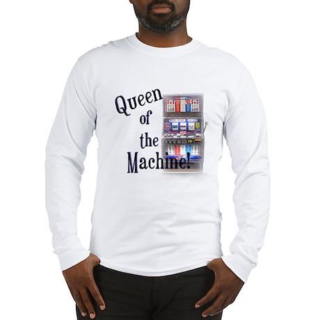 Queen of the Machine Long Sleeve T-Shirt