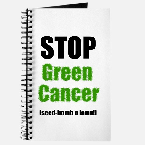 STOP Green Cancer! Journal
