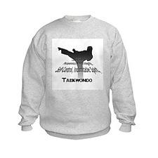 Taekwondo Tenets Kids Sweatshirt