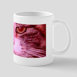 Calico Cat Face, Greta Mug