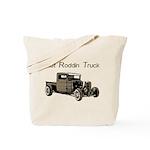 Hot Roddin Truck- Tote Bag