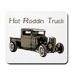 Hot Roddin Truck- Mousepad
