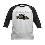 Hot Roddin Truck- Kids Baseball Jersey