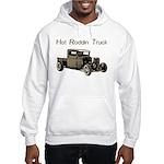 Hot Roddin Truck- Hooded Sweatshirt