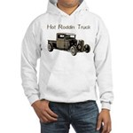 Hot Roddin Truck- Hooded Sweatshirt