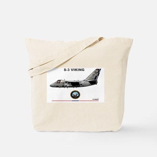 S-3 Viking Tote Bag