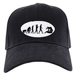 Evolution of Judo Black Cap with Patch