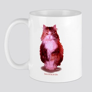 Calico Cat, Greta Mug