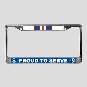 Gallant Unit License Plate Frame