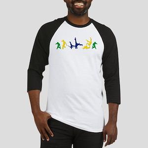Capoeira Baseball Tee