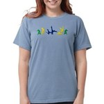Capoeira Womens Comfort Colors® Shirt