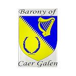 Caer Galen Rectangle Magnet (100 pack)