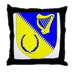 Caer Galen Throw Pillow