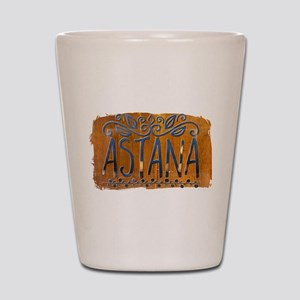 Astana Shot Glass