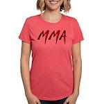 MMA Womens Tri-blend T-Shirt