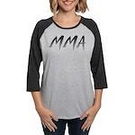 MMA Womens Baseball Tee