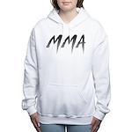 MMA Women's Hooded Sweatshirt
