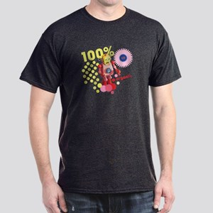 Robot Dark T-Shirt