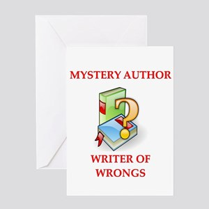 Published author greeting cards cafepress author and writers joke greeting card m4hsunfo