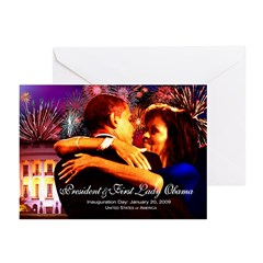 Inauguration Day Greeting Cards (Pk of 10)