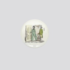 Pride and Prejudice, Hugh Tho Mini Button