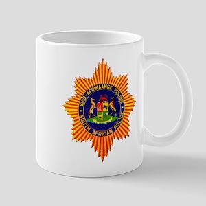 South Africa Police Mug