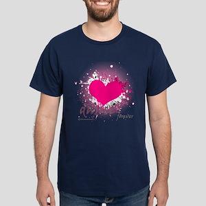 Love Dance Forever Dark T-Shirt