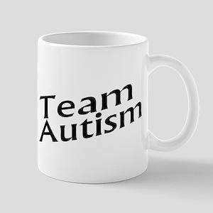 Team Autism Mug